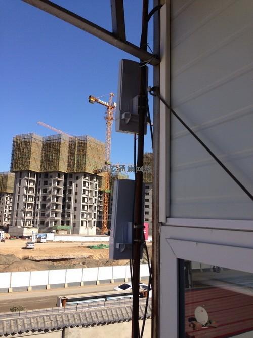 西安建筑工地塔吊无线监控系统